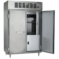 Master-Bilt IHC-48R 34.5 Cu. Ft. Two Section Remote Condenser Ice Cream Hardening and Holding Cabinet - 208/230V