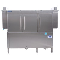Jackson RackStar 66 Single Tank High Temperature Conveyor Dish Machine - Left to Right - 230V, 3 Phase