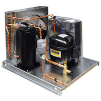 Master-Bilt MCLZ0101B 2 hp Remote Condensing Unit - 208/230V