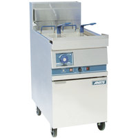 Anets GPC-18D Natural Gas Pasta Cooker with Digital Controls - 160,000 BTU