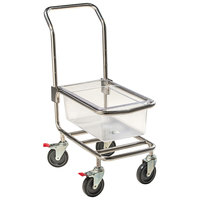Hobart PRODUCT-CART Adjustable Height Product Cart