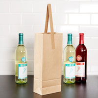 What is more expensive plastic bags or paper bags?