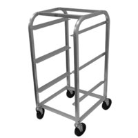 Advance Tabco BC3 Bus Box Cart - 19 inch x 20 inch x 41 inch