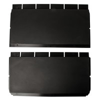 Carlisle CP203603 Top and Bottom Panel Set to Fit the Carlisle CC2036 Cart