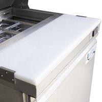 Avantco 178CBS927 27 1/4 inch x 10 1/2 inch Cutting Board