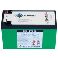 Cres Cor 7037-008 Lithium Battery
