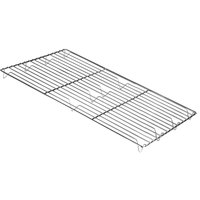 Cres Cor 1170-117 17 inch x 25 inch Footed Wire Cooling Rack for Full Size Bun / Sheet Pan