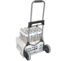 Harper HMC27S Magna Cart 200 lb. Personal Hand Truck with Solid Rubber Wheels