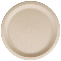 Eco Products EP-PW10 10 inch Round Wheat Straw Compostable Plate - 500/Case