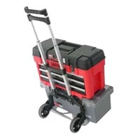 Harper HMC5S Magna Cart 150 lb. Personal Hand Truck with Solid Rubber Wheels