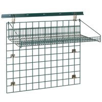 Metro SWK36-2 SmartWall G3 Standard-Duty Task Station with Overhead Shelf