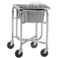 Hobart MXGD-CART Meat Grinder Lug Cart