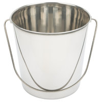 13 Qt. Stainless Steel Utility Pail