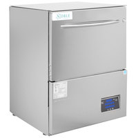 Noble Warewashing UH30-E Energy Efficient High Temp Undercounter Dishwasher - 208/230V