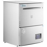 Noble Warewashing UH30-E Energy Efficient High Temp Undercounter Dishwasher - 208/230V