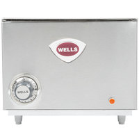 Wells SW10T 11 Qt. Countertop Soup Warmer - 120V, 825W