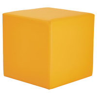 Alera ALEWE35SF WE Series Collaboration Seating Saffron Cube Bench