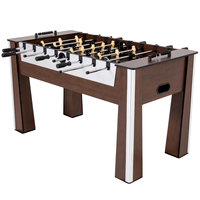 Triumph 45-6077W 60 inch Milan Foosball Table