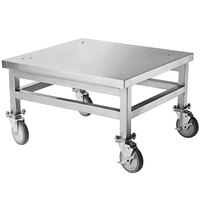 TurboChef NGC-1217-2 18 inch Stainless Steel Oven Stand