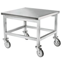 TurboChef NGC-1217-1 24 inch Stainless Steel Oven Stand