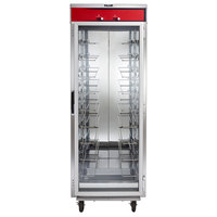 Vulcan VHU77 Full Size Insulated Stacked Heated Holding / Proofing Cabinet - 120V