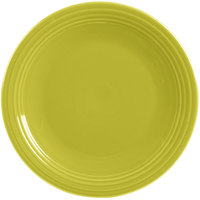 Homer Laughlin 467332 Fiesta Lemongrass 11 3/4 inch Chop Plate - 4/Case