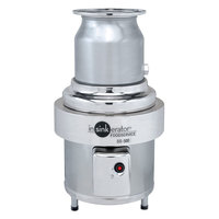 Insinkerator SS-500-30 Short Body Commercial Garbage Disposer - 5 HP, 3 Phase