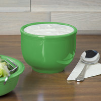 Homer Laughlin 098324 Fiesta Shamrock 18 oz. Jumbo China Bowl - 12/Case