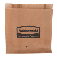 Rubbermaid FG6141000000 Sanitary Napkin Receptacle Bags - 250/Case