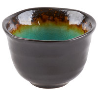 World Tableware BF-2 Hakone 2 oz. Stoneware Sake Cup   - 36/Case