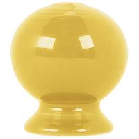 Homer Laughlin 750320 Fiesta Sunflower Salt Shaker - 12/Case