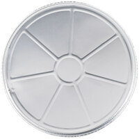 Durable Packaging 8000-30 12 inch Foil Pizza Pan 25 / Pack