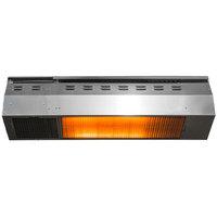 Schwank MO-2135-SL Liquid Propane Stainless Steel Outdoor Patio Heater - 35,000 BTU