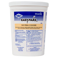 Diversey 990653 Easy Paks 0.5 oz. Neutral Floor Cleaner Packets - 180 / Case