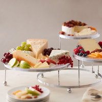 Wilton 307-859 Cakes 'N More Three-Tiered Display Stand