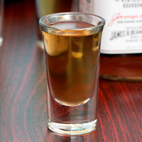Libbey 5031 1 oz. Tall Whiskey / Shot Glass - 12/Case