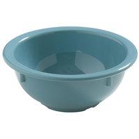 Carlisle 4386063 Turquoise Dayton 14 oz. Rimmed Bowl - 24/Case