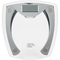 Conair MS-8012W Thinner Silver Glass Plated Scale