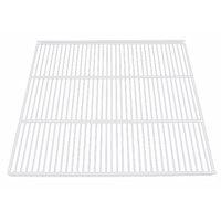 True 909256 White Coated Wire Shelf - 22 7/8 inch x 21 3/4 inch
