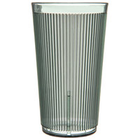 Carlisle 403509 Crystalon RimGlow 20 oz. Meadow Green Polycarbonate Tumbler - 48/Case