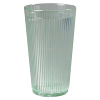 Carlisle 403509 Green Crystalon RimGlow Tumbler 20 oz. - 48 / Case