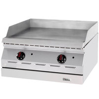 Garland ED-36G Designer Series 36 inch Electric Countertop Griddle - 240V, 1 Phase, 10.1 kW