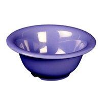 Purple 10 oz. Melamine Soup Bowl 12 / Pack 5 3/8 inch Diameter