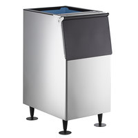 Hoshizaki B-300SF 22 inch Ice Storage Bin with Stainless Steel Finish - 300 lb.