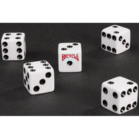 Bicycle Dice 5/8 inch - 5/Pack