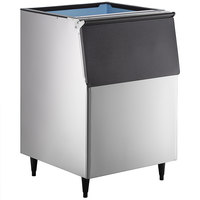 Hoshizaki B-500SF 30 inch Ice Storage Bin with Stainless Steel Finish - 500 lb.
