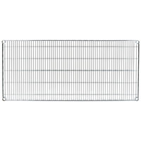 Metro 2454NS Super Erecta Stainless Steel Wire Shelf - 24 inch x 54 inch