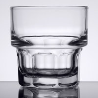 Libbey 15661 Gibraltar 7 oz. Stackable Rocks / Old Fashioned Glass - 36/Case