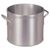 Vollrath 68444 Wear-Ever Classic Select 44 Qt. Heavy Duty Aluminum Sauce Pot