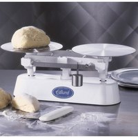 Edlund BDSS-8LS 8 lb. Stainless Steel Deluxe Baker's Dough Scale